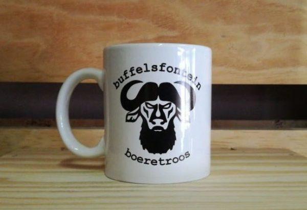 Boeretroos-koffiebeker